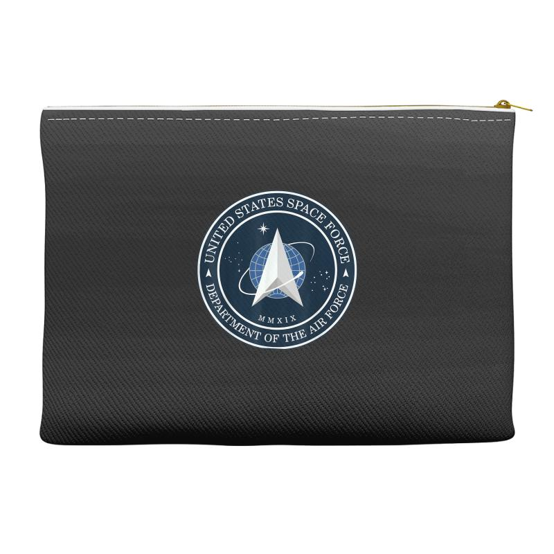 Space United States Force Logo 2020 Accessory Pouches | Artistshot