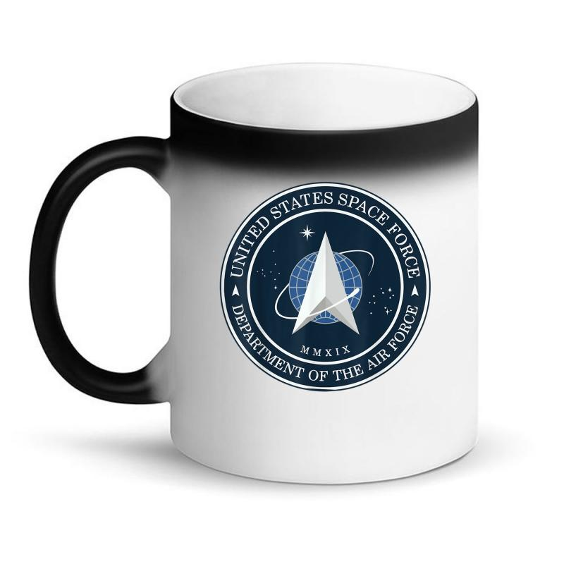 Space United States Force Logo 2020 Magic Mug | Artistshot
