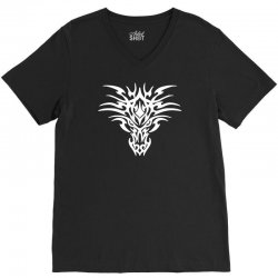 dragon pics V-Neck Tee | Artistshot