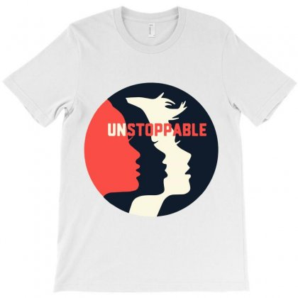 Unstoppable T-shirt Designed By Blqs Apparel