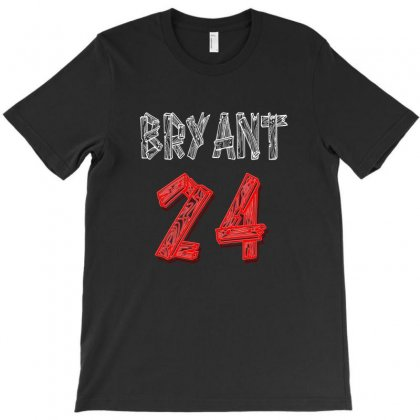 Bryan24 T-shirt Designed By Acoy