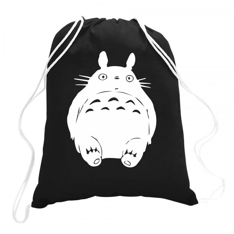 My Neighbour Totoro Drawstring Bags | Artistshot
