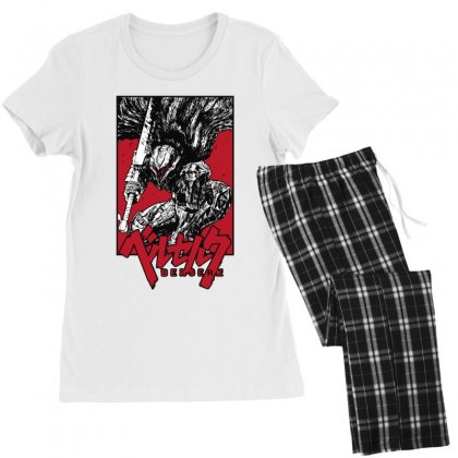 Berserk Women's Pajamas Set Designed By Paísdelasmáquinas