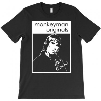 Ian Brown Tribute T-shirt Designed By Isma