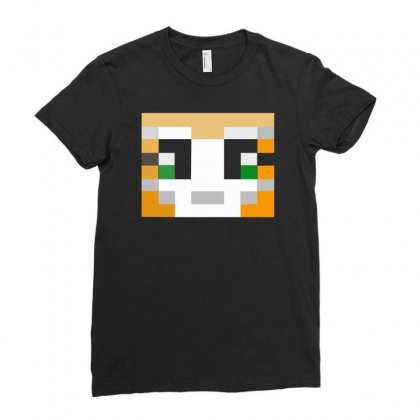 Kids Stampylongnose Ladies Fitted T-shirt Designed By Isma
