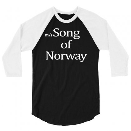Song Of Norway 3/4 Sleeve Shirt Designed By Isma