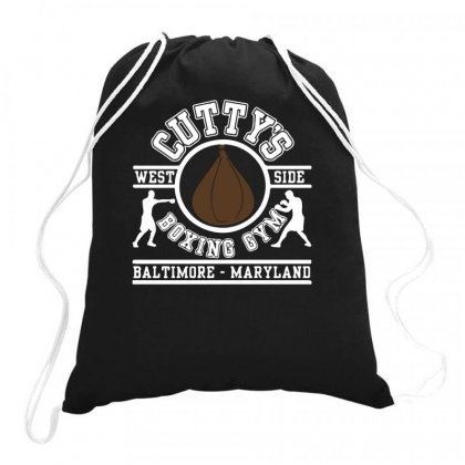 The Wire Cutty's Boxing Drawstring Bags Designed By Isma