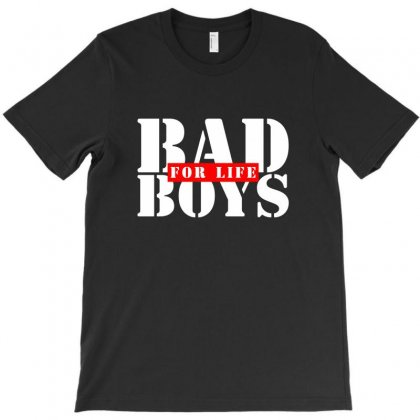Bad Boys For Life T-shirt Designed By Helloshop