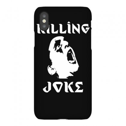 Killing Joke Iphonex Case Designed By Isma