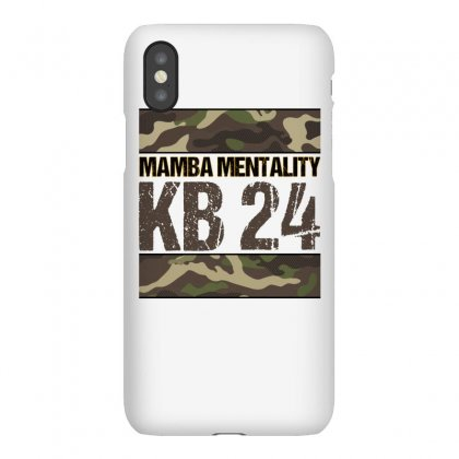 Mamba Mentality Kb 24 Iphonex Case Designed By Sengul