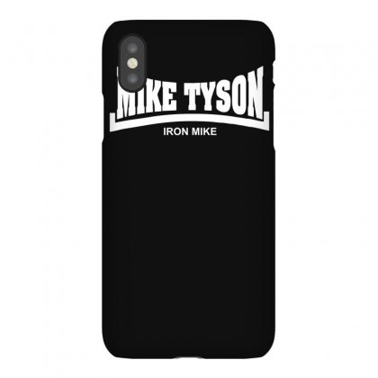 Mike Tyson Iron Mike Iphonex Case Designed By Isma