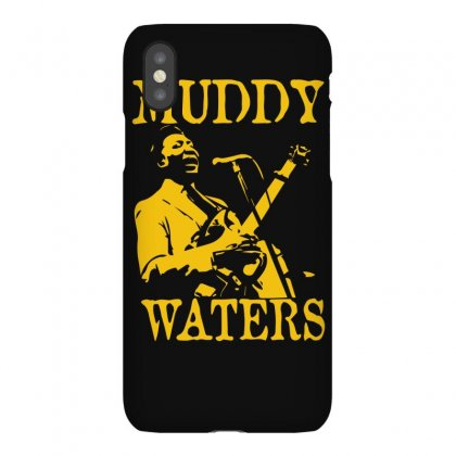 Muddy Waters Iphonex Case Designed By Isma