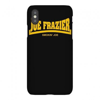 Oe Frazier Smokin Joe Iphonex Case Designed By Isma