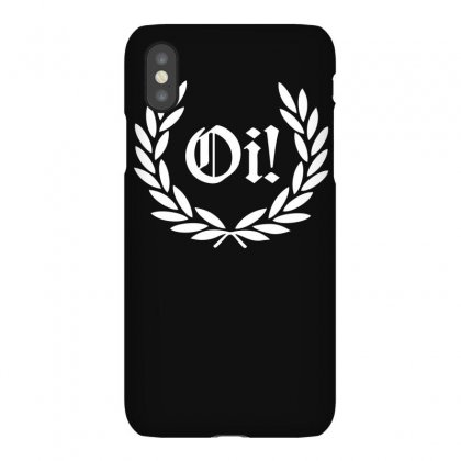 Oi! Iphonex Case Designed By Isma