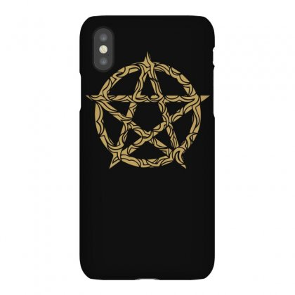 Pentagram Iphonex Case Designed By Isma
