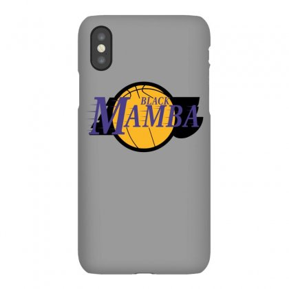 Black Mamba For Light Iphonex Case Designed By Gurkan