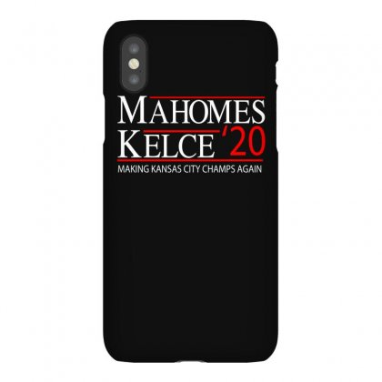 Mahomes Kelce 2020 For Dark Iphonex Case Designed By Sengul