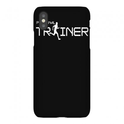 Personal Trainer Fitness Iphonex Case Designed By Isma