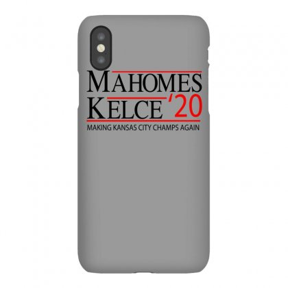 Mahomes Kelce 2020 For Light Iphonex Case Designed By Sengul