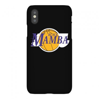 Black Mamba For Dark Iphonex Case Designed By Gurkan