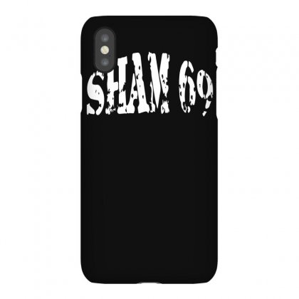 Sham 69 Iphonex Case Designed By Isma