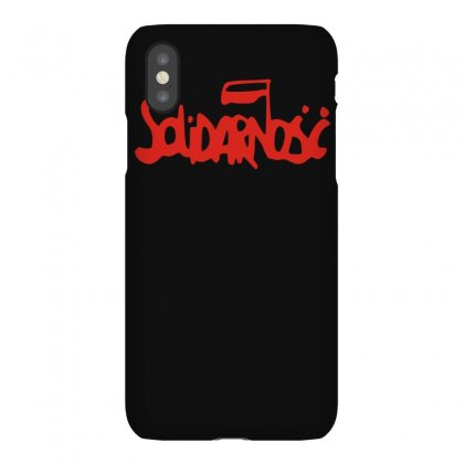 Solidarnosc Iphonex Case Designed By Isma