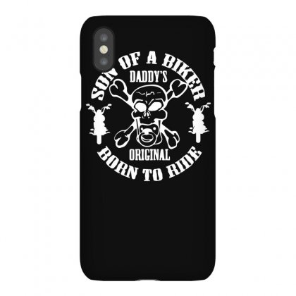 Son Of A Biker Iphonex Case Designed By Isma