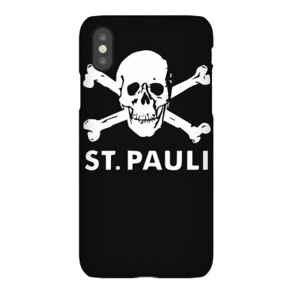 St.pauli Iphonex Case Designed By Isma
