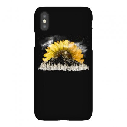 Sunflower  Mountain Iphonex Case Designed By Gurkan