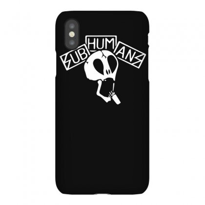 Subhumans Iphonex Case Designed By Isma