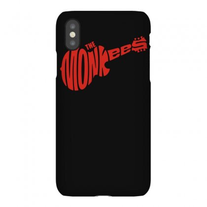 The Monkees Iphonex Case Designed By Isma