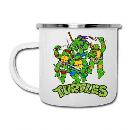Ninja Turtles Camper Cup Designed By Salmanaz