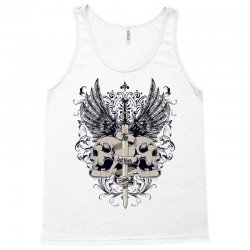 sword and skull Tank Top | Artistshot