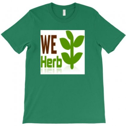 Herb T-shirt Designed By Freezer30