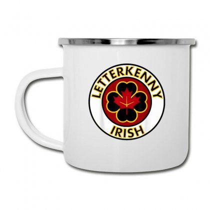 Irish Letterkenny Shamrocks St Patricks Day Camper Cup Designed By Kakashop