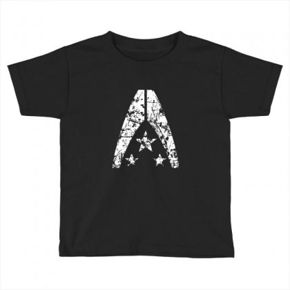 Alliance Grunge Toddler T-shirt Designed By Sr88