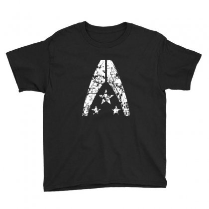 Alliance Grunge Youth Tee Designed By Sr88