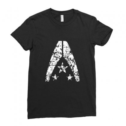 Alliance Grunge Ladies Fitted T-shirt Designed By Sr88