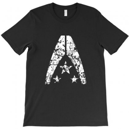 Alliance Grunge T-shirt Designed By Sr88