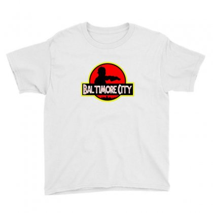 Baltimore City Youth Tee Designed By Sr88