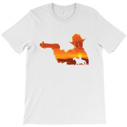 Wild West T-shirt Designed By Acoy