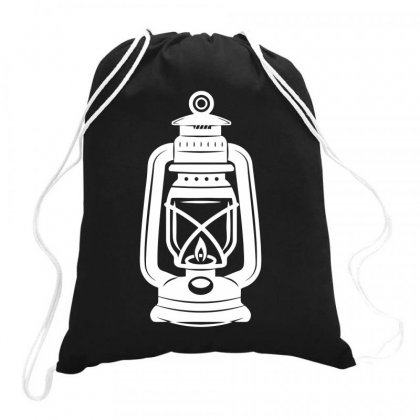 Kerosene Lamp Drawstring Bags Designed By Bon T-shirt