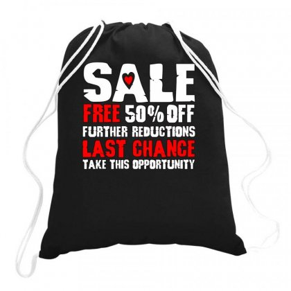Sale Opportunity Drawstring Bags Designed By Bon T-shirt