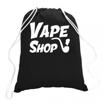 Vape Shop Drawstring Bags Designed By Bon T-shirt
