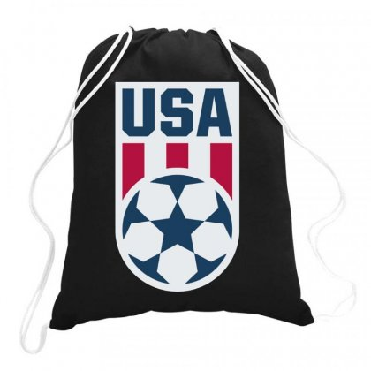 Stars And Stripes Drawstring Bags Designed By Joo Joo Designs