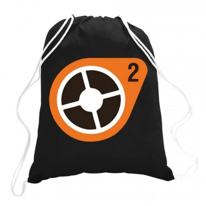 Team Fortress Drawstring Bags Designed By Joo Joo Designs