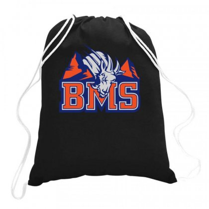 Blue Mountain State Tv Show Drawstring Bags Designed By Ronandi