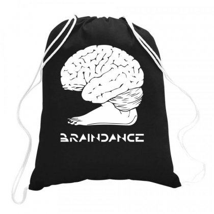 Braindance Drawstring Bags Designed By Ronandi