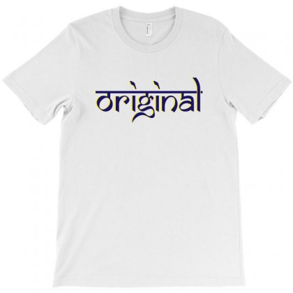 Original 2 T-shirt Designed By Designsbymallika