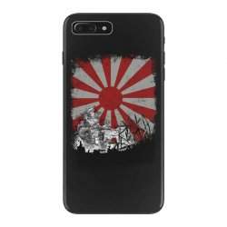 Japanese Palace and Sun iPhone 7 Plus Case | Artistshot